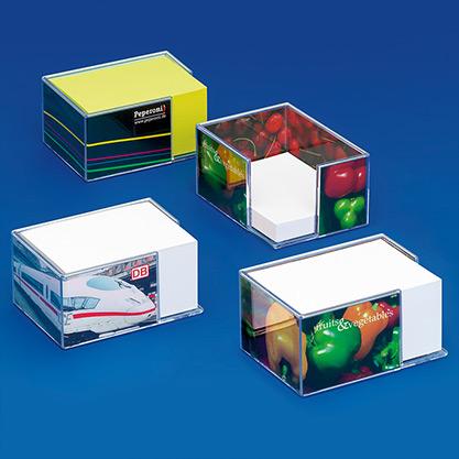 Standard 025Notepaper dispenser »DUO 500«
