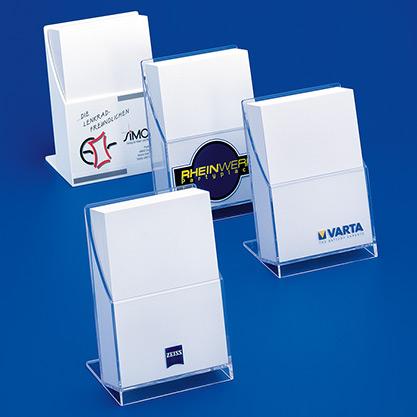 Standard 06Notizpapier-Ständer »DINA 6«