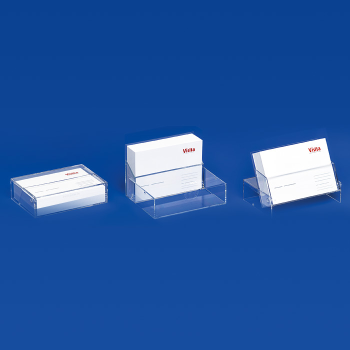 Business card dispensers • Case • Stand